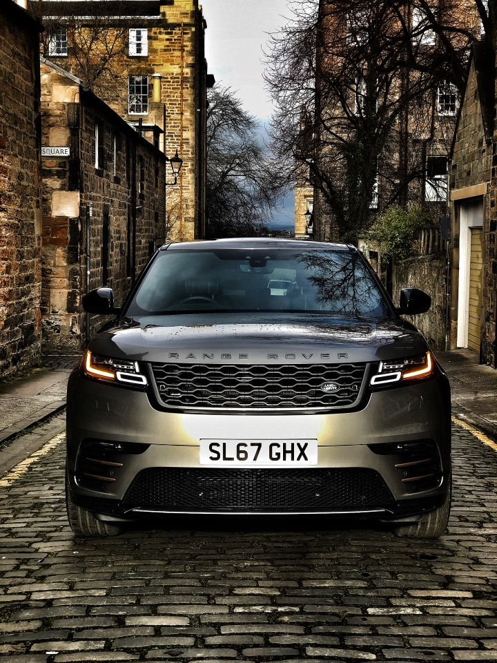 Range Rover Velar: my time with Land Rover's newest head-turner