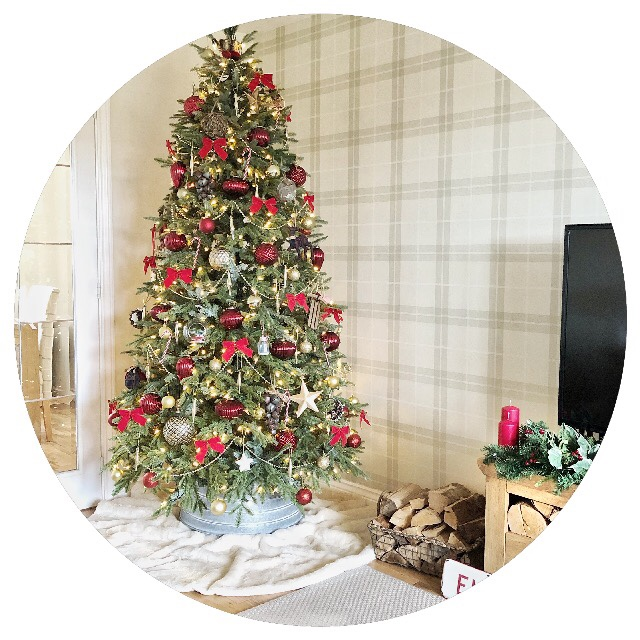 Christmas Tree Reveal: Balsam Hill UK Festive Family Christmas 2018